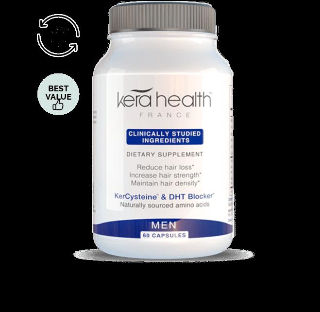 KeraHealth Hair Supplements for men