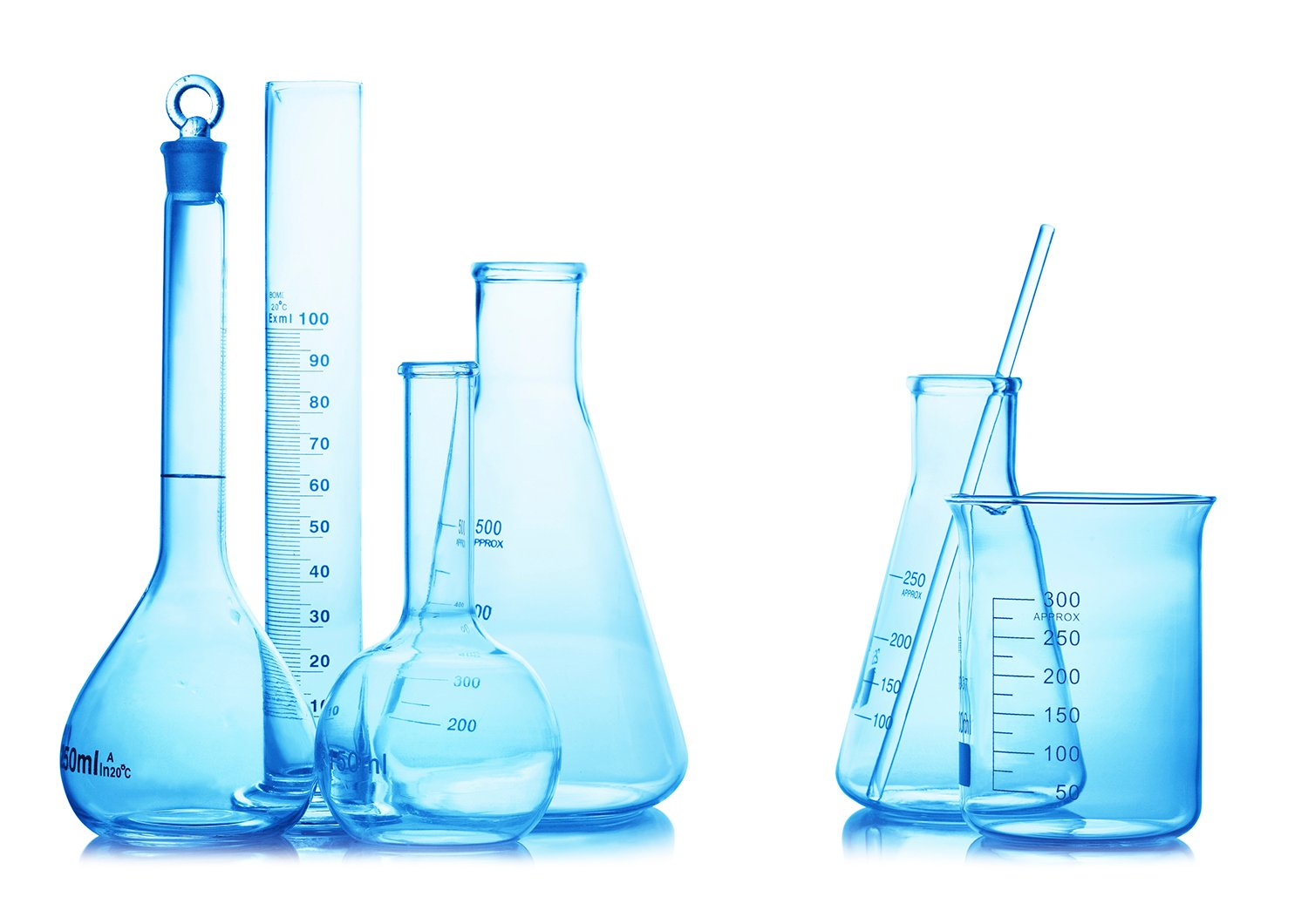 Scientific or medical glassware