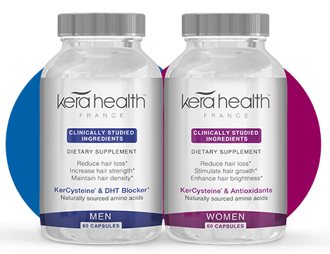 KerCysteine for hair loss