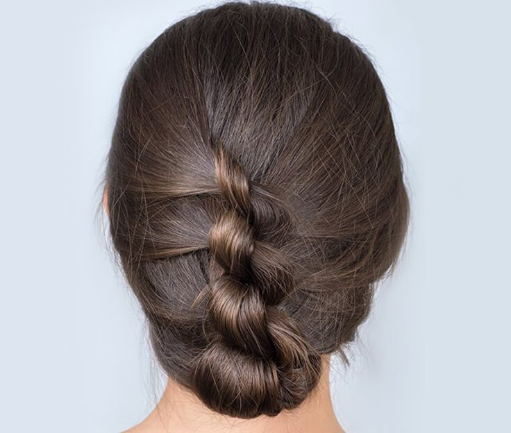 Knot Updos hairstyle