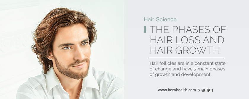 The Phases of Hair loss and Hair Growth
