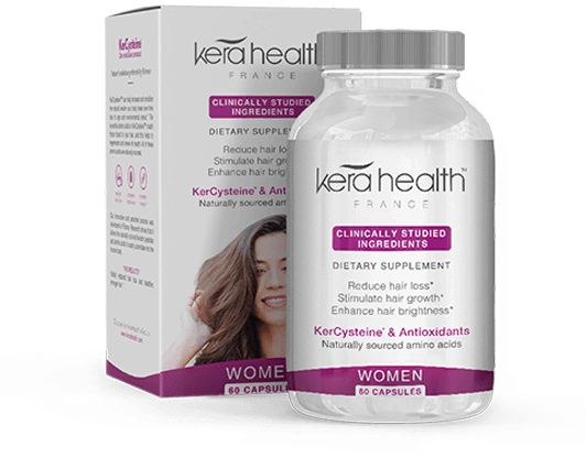 Supplements with Keratin and Biotin for Hair Growth - KeraHealth For Women