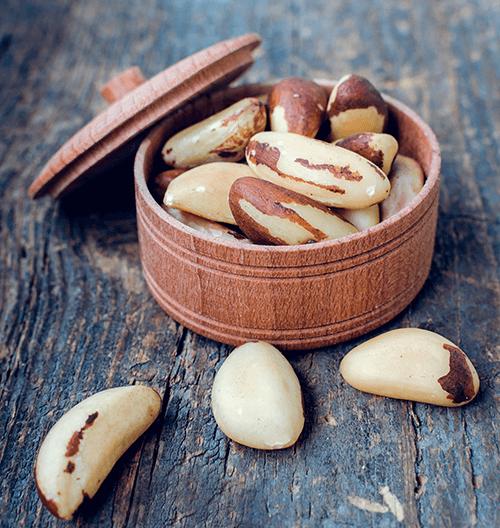 Benifits of Brazil Nuts