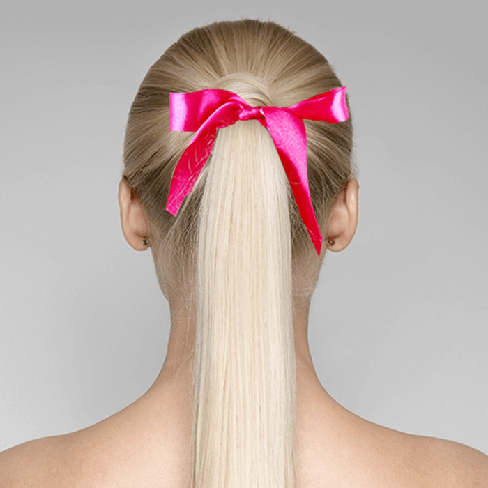 Christmas Ponytail