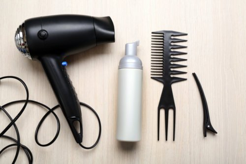 heated styling tools
