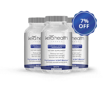 KeraHealth Men 3 month supply