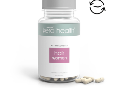 KeraHealth Hair Supplements for women - Monthly subscription