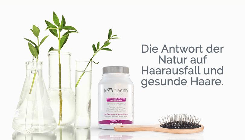 Natural Hair Growth supplements - German