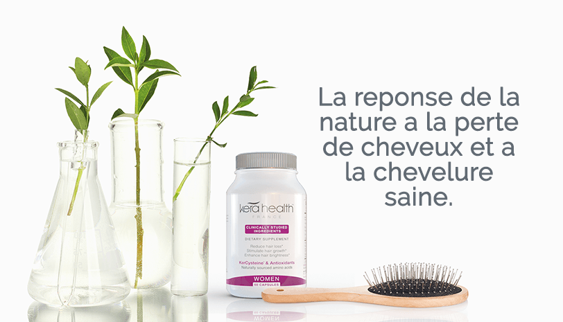 Natural Hair Growth supplements - French