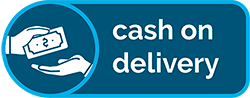 ME Cash on Delivery Stamp