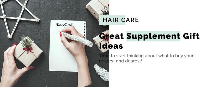 Great Supplement Gift Ideas