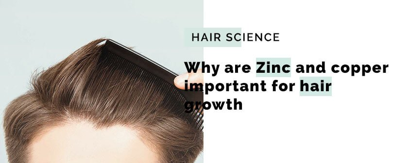 Why are Zinc and Copper Important for Hair Growth?
