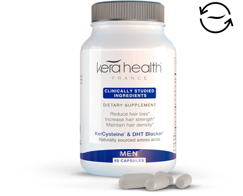 Kerahealth Men - monthly subscription
