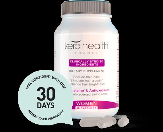KeraHealth Women Bottle