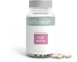 KeraHealth Hair Supplements for women - 1 month supply