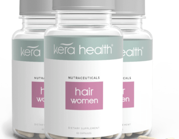 KeraHealth Hair Supplements for women - 3 months supply