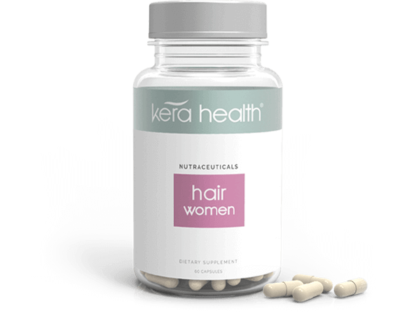 Kerahealth Women Hair Supplements - 1 month supply