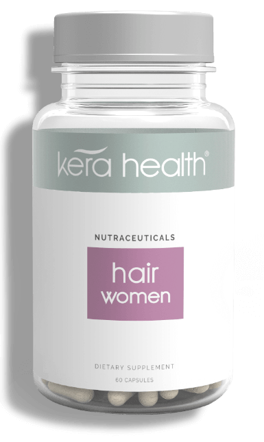 KeraHealth Hair Loss Vitamins Bottle