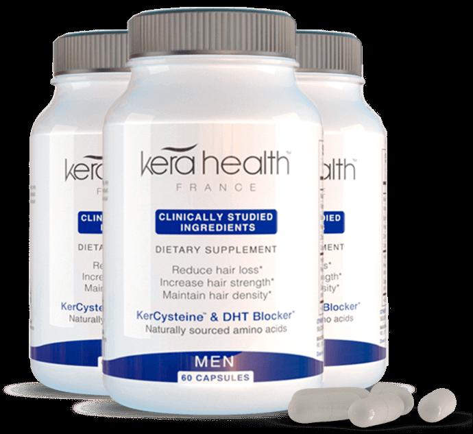 KeraHealth - Best Hair Vitamins for Women and Men