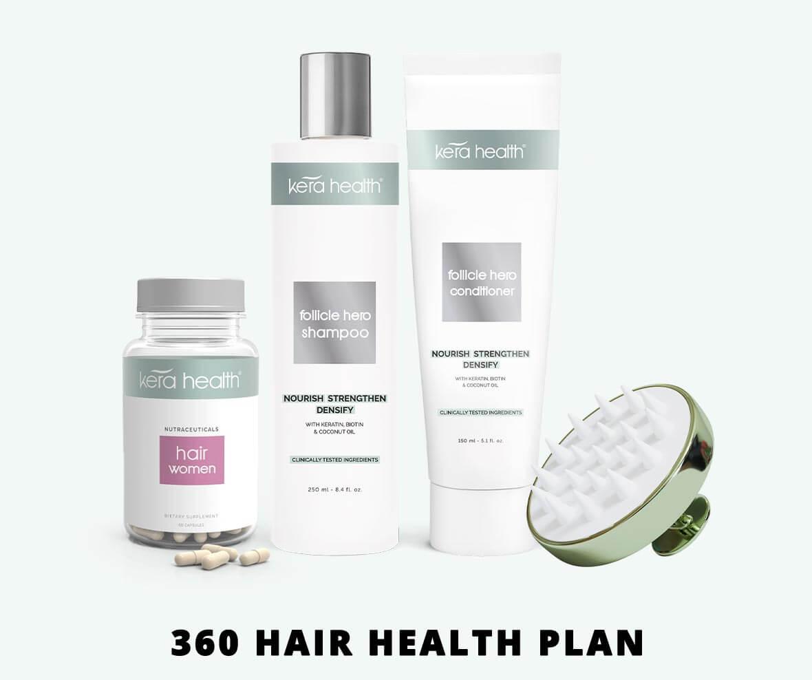 KeraHealth 360 Hair Health Plan