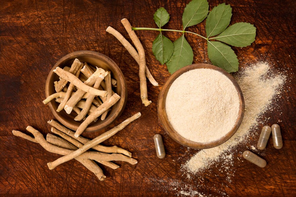 Ashwagandha superfood powder