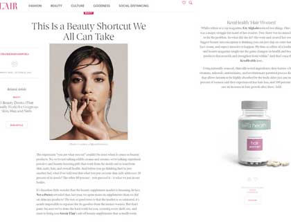 In the press – This Is a Beauty Shortcut We All Can Take
