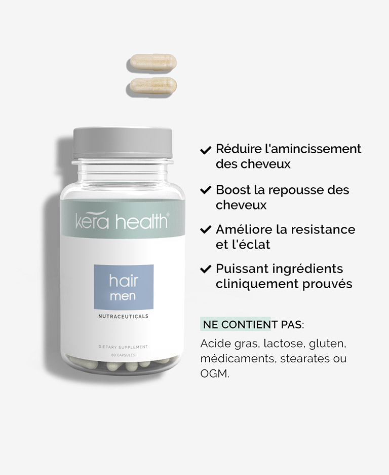 KeraHealth Hair Vitamins for Women