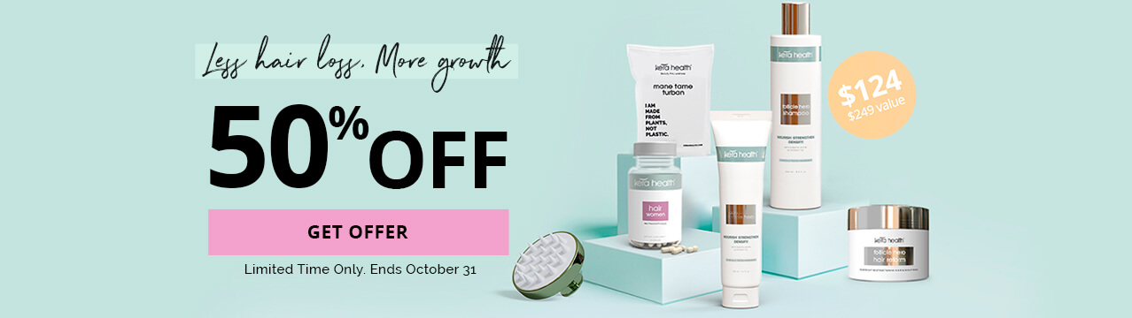 KeraHealth Day and Night treatment 50% off
